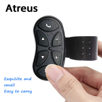Atreus Universal Car Wireless Control Steering Wheel Control System For VW polo passat b5 b6 Mazda 3 6 cx 5 Toyota corolla Ford