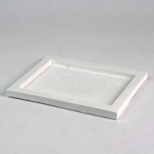 Image 3 - Silicone Tray Mold Handmade Square Cement Plate Mould