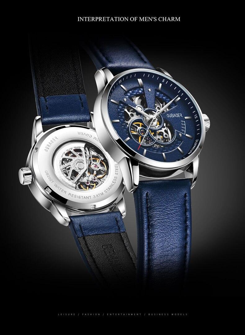 relógios dos homens do esporte da moda