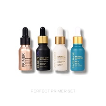 HERES B2UTY 24k Rose Gold/ Elixir Oil/ Invisible pores Face base/Primer 4pcs