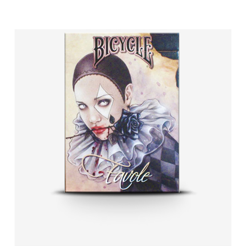 Bicycle Favole Playing Cards High Quality Playing Cards Original Poker Cards for Magician Collection Card Game