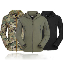Tactical Motorcycle Jackets Waterproof Racing Jersey Camouflage Hunting Camping Thermal Fleece Lining Coat Mountain Wear jacketjacket waterproofjacket jacketjacket motorcycle jacket