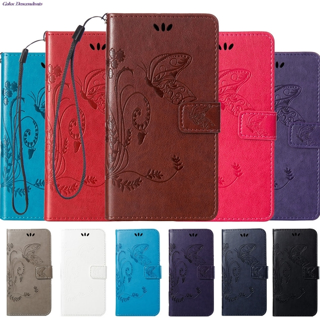 size 40 e7282 ae15a US $4.46 5% OFF|Case for Microsoft Nokia Lumia 640 XL LTE RM 1062 RM 1063  Leather Flip Cover Wallet Case for Nokia Lumia640 XL Mobile phone bag-in ...