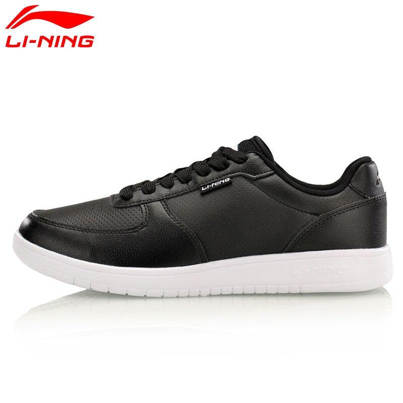 Li-Ning Superwave Walking Shoes Men Streetwear LiNing Sports Shoes Breathable Wearable Sneakers AGLM013 YXB080 li ning men dominator basketball shoes leather support lining wearable sports shoes li ning breathable sneakers abpm027