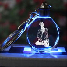 BTS Color Changing Led Keychains (8 Models)