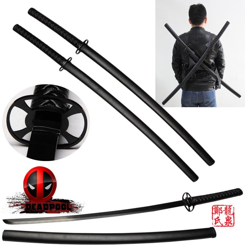 for movie dead pool black swords leonardo dual ninja twin knives