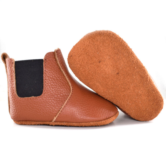 New Fashion Solid Baby Boots For Autumn/Winter Baby Shoes For Warm Baby Boots Shoes Wholesale