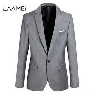 Casual Jacket Coats Men Suit 2019 Blazer Masculino Slim Fit