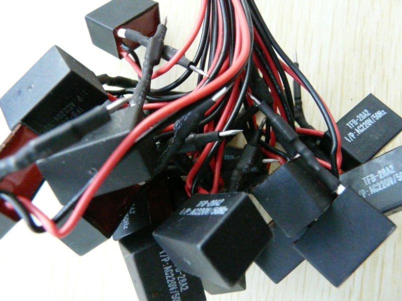 150pcs/lot AC220V bundle sale anion generator parts of LED, hair dryer air purifier parts TRUMPXP TFB-Y28A2