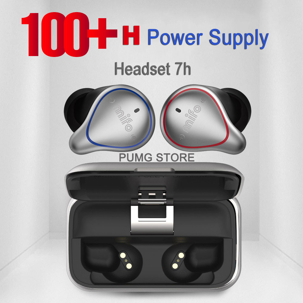 Mifo O5 affaires dans l'oreille écouteur stéréo Ultra petit mini invisible sans fil écouteurs Bluetooth écouteur avec micro pour les sports d'entraînement