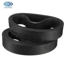 1 шт. черный резиновый Пылесосы для автомобиля рифленой Ремни подходит для Кирби все поколения G3 G4 G5 G6