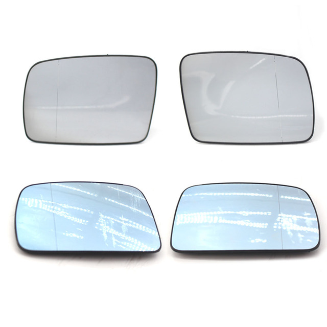 Left Right Heated Side Backup Rearview Mirror Glass For Land Rover LR3 LR2 Range Sport 2005-2009 Car Door Side Wing Mirror