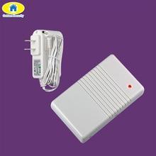 Golden Security Wireless Signal Repeater Transmitter Signal Extender for G90B WiFi Alarm System PIR Door Detec