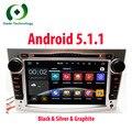 Android 5.1 Quad Core 1024*600 HD 2Din Car DVD Player For Opel Astra Vectra Antara Zafira Corsa GPS Navigation Radio Audio Video