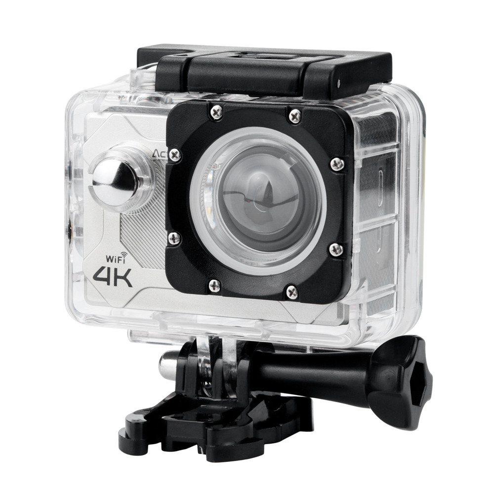 Ultra 4K HD 1080P Waterproof DVR Sports Camera WiFi Cam DV Action Camcorder 20A Drop Shipping цена