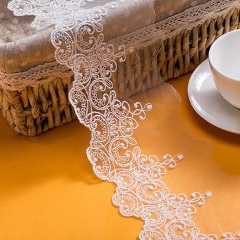 1 stoczni siatki bawełna koronkowa lamówka akcesoria odzież akcesoria do odzieży tekstylia domowe szerokość 9.5 cm