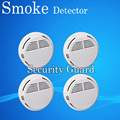 2015 New Free Shipping Hot Selling independent Smoke Detector Fire Alarm Sensor for Indoor Home Safety Garden Security CX-SM-04