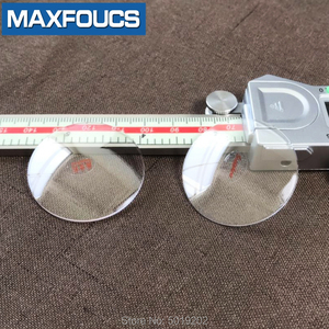 Image 3 - Watch glass Anti scratch sapphire crystal watch parts Double dome Thick 2.0 mm diameter  30 mm ~  39.5 mm