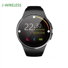 2016 Smart Watch phone KW18 Bluetooth 4 0 smartwatch with Heart Rate Monitor Sleep monitor bluetooth