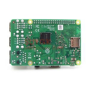 Image 3 - 2018 חדש מקורי פטל Pi 3 דגם B + בתוספת 64 קצת BCM2837B0 1 GB SDRAM WiFi 2.4/ 5.0 GHz Bluetooth PoE Ethernet PI 3B + PI3 B + בתוספת