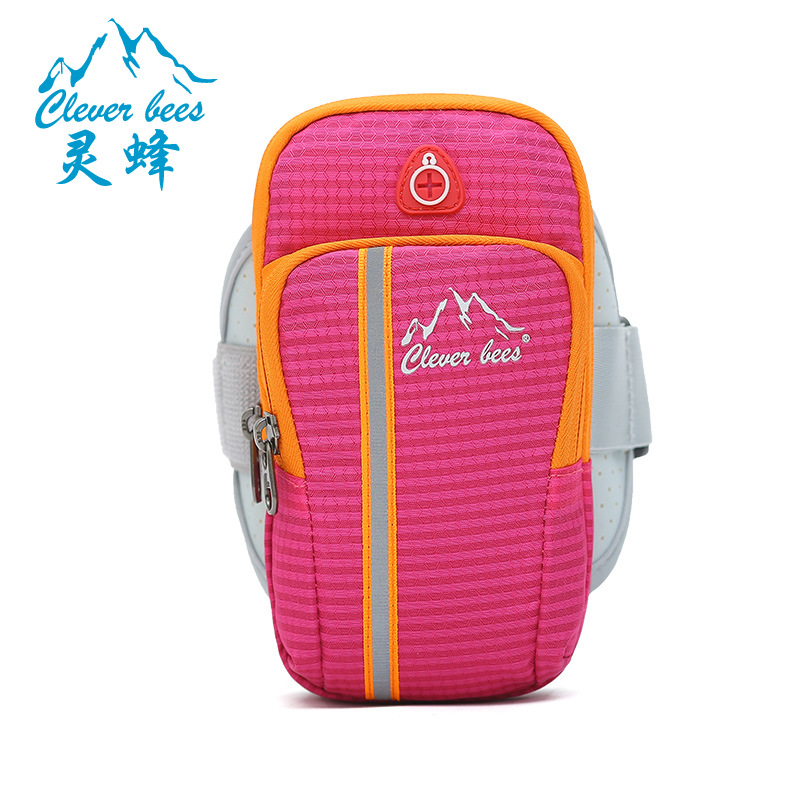 B188 Outdoor Sports Arm Bag Fashion Waterproof Mobile Phone Bag Running Arm Band Arm Bag