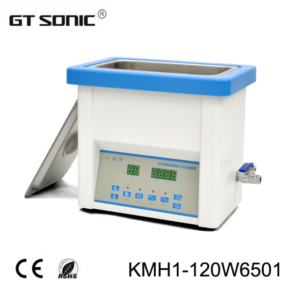 5L Ultrasonic cleaner for dental clinic sterilizing with timer and heater ultrasound machine KMH1-120W6501 derui auto parts ultrasonic cleaner with timer and heated dr mh30 3l