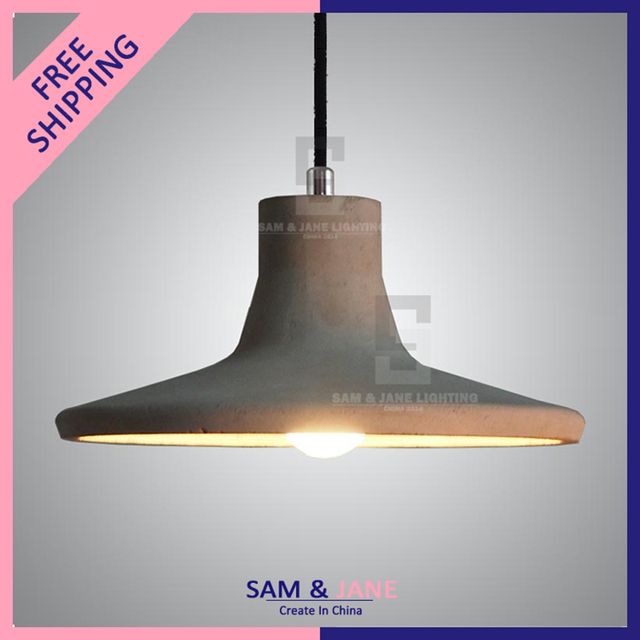 Traditional Pendant Lights Cement Modern Indoor Lighting 110v 240v Kitchen Re Home Light Fixtures Pl