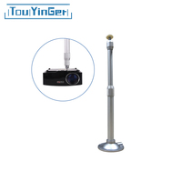 90 Degree Adjustable   projector     accessories   High Quality Hanger ceiling wall mount with height adjustable 28-45cm /10cm fixed