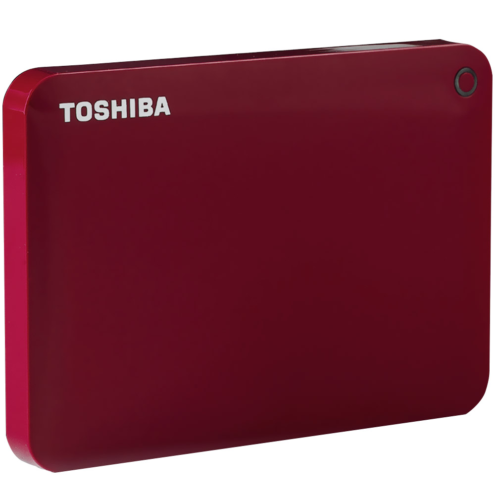 Toshiba HDD Canvio Connect II External Hard Drive USB 3.0 2.5 1TB Portable External Hard Disk Drive Mobile HDD Desktop Laptop