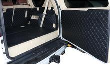 Хорошо! специальная Магистральных коврики и Задней двери крышка для Lexus GX 460 2016-2010 прочный загрузки грузового лайнера ковров для GX460, Бесплатная доставка