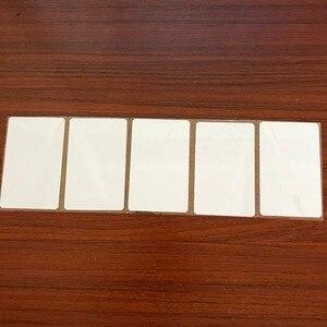 Image 2 - Mi fare D81 Desfire 8K 8K MF Desfire cartões brancos EV18K cartão RIFD etiquetas passivas 10 pçs/lote