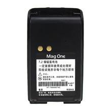 High capacity lithium battery 1800mAh 7.2V Walkie Talkie Battery For Motorola A6 A8 Two Way Radio аккумулятор для symbol motorola mc1000 1800mah cameronsino