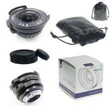 8mm f3.8 cctv c montaje de la lente ojo de pez para olympus panasonic micro 4/3 M4/3 M43 EP5 EP3 EPL3 EPL5 EM10 G6 G5 GF5 GX1 GH2