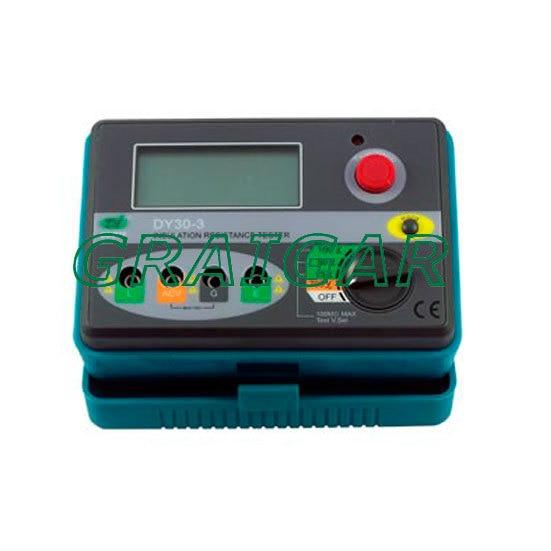 Testeur de résistance d'isolation numérique DY30-1/DY30-2