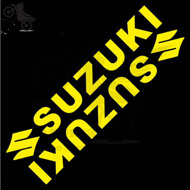 Free Shipping Motorcycle Stickers For Suzuki Stickers Car Styling - Suzuki motorcycles stickers