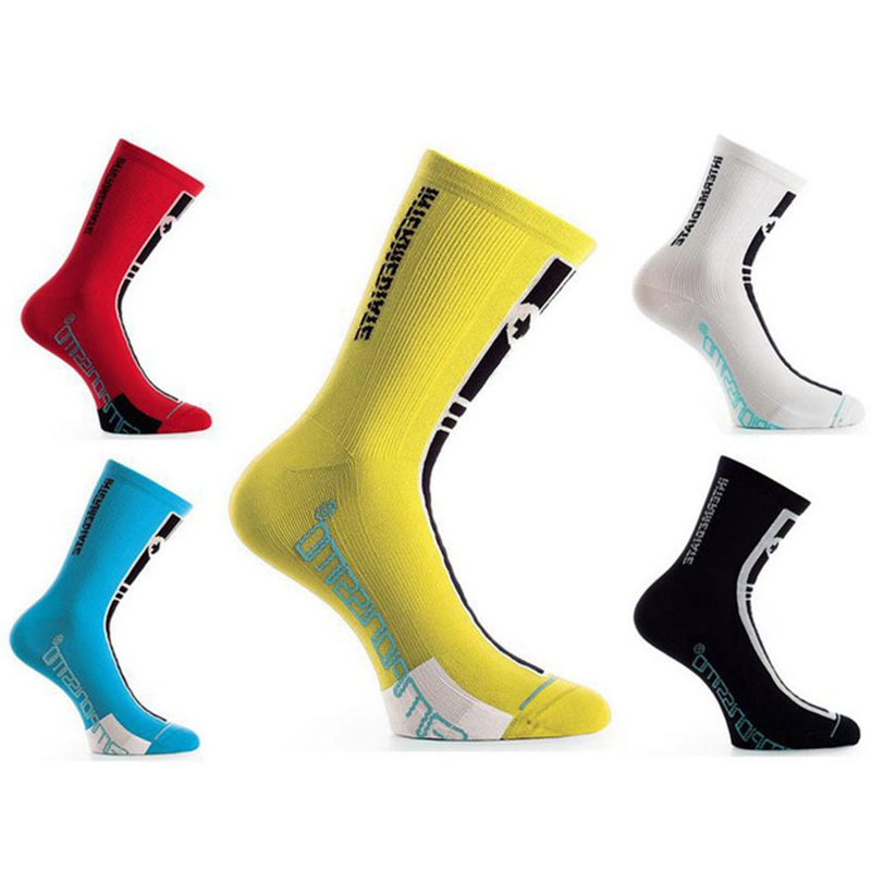 Bmamba High Quality Professional Brand Sport Socks Breathable Road Bicycle Outdoor Wearproof Sports Racing Cycling