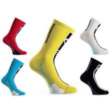 Bmamba High Quality Professional Brand Sport Socks Breathable Road Bicycle Socks Outdoor Wearproof Sports Racing Cycling Socks все цены