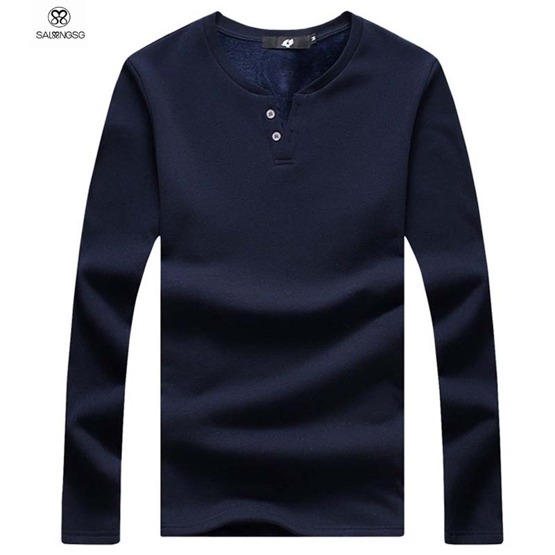Aliexpress.com : Buy Men Brand Winter T shirt Long Sleeve Mens t ...