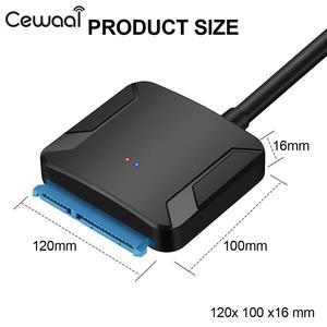 Image 4 - Câble de convertisseur USB 3.0 à IDE SATA convertisseur de disque dur Jms578 adaptateur de câble de convertisseur HDD Sata à Usb3.0 cuivre