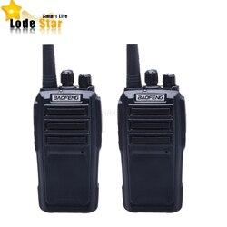 Портативная рация BaoFeng, 2 шт., Двухдиапазонная, VHF, UHF, 136-174/400-470 МГц, 5 Вт, Любительский приемопередатчик, 2 шт.