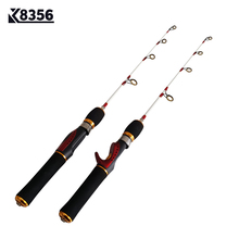 57CM Ice Fishing Rod FRP Best Pole Winter Tackle Casting Accessories
