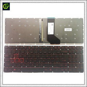 Image 1 - ew backlit English Keyboard for Acer Nitro 5 AN515 AN515 51 AN515 52 AN515 53 AN515 41 AN515 42 AN515 51 5594 AN515 31 N16C7 US