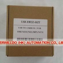 USB-XW2Z-002T промышленный Класс Кабель для программирования HMI NT620/NT631C/NT11/NT20S/NT31/NS10/NS5/MP5 серии