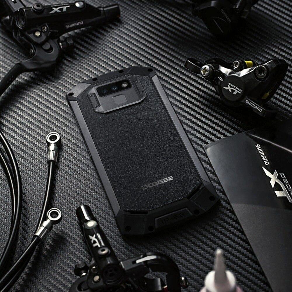DOOGEE S70 lite 4 GB 64 GB IP68 étanche antichoc 5500 mAh Smartphone NFC Octa Core 5.99