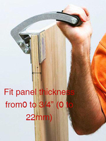 Gorilla Gripper Panel Carrier Plywood Carrier Handy Grip Board Lifter Free With Back