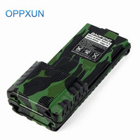 New BL 5L 3800mAh 7 4V Extended Li Ion Walkie Talkie Radio Radio Battery For Baofeng