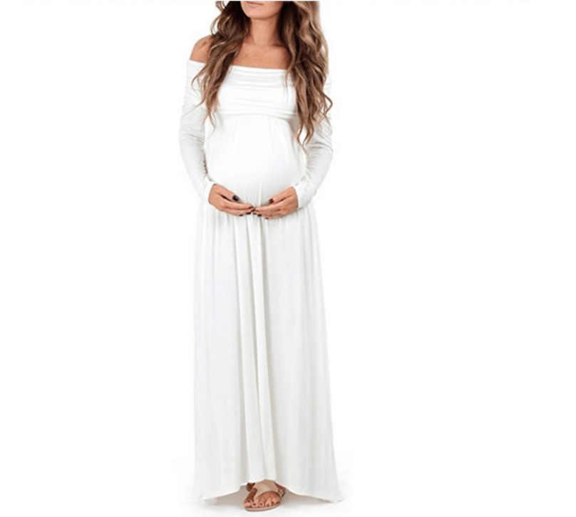 Платья Для Беременных Длинными Рукавами