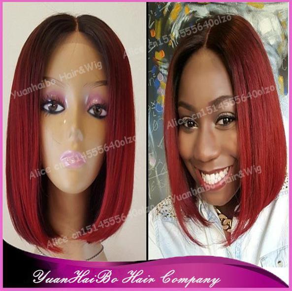 Astonishing Aliexpress Com Buy Best Quality 12 Two Tone Color Brazilian Short Hairstyles For Black Women Fulllsitofus