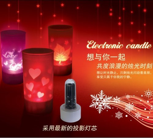Voice projection candles-glow toys-children's toys-children's toys -novelty toys-10pcs/lot