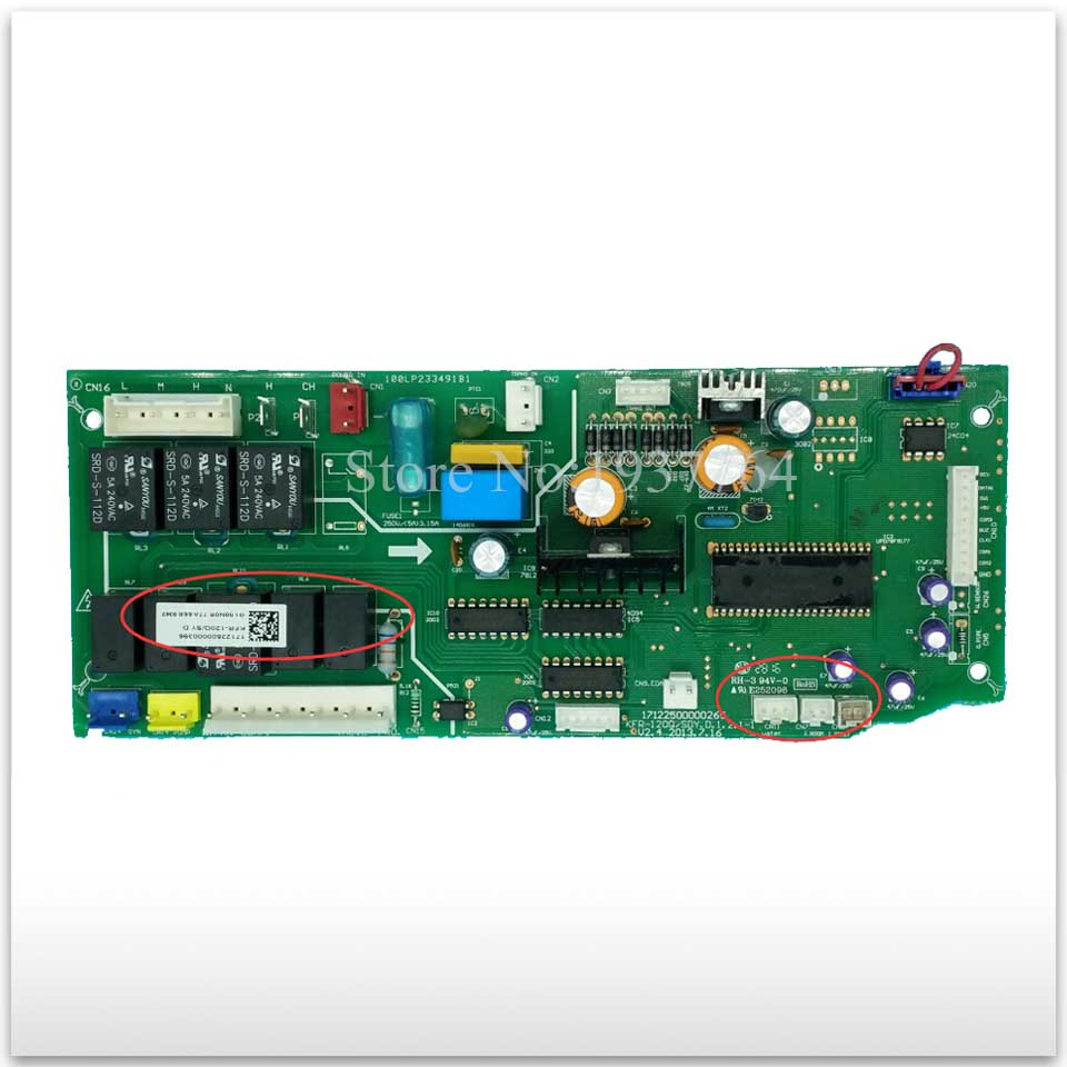 95% new for Air conditioning computer board circuit board KFR-120Q/SDY-C KFR-120Q/SDY.D.1.2.1-1 board good working стоимость